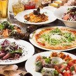 《宴会コース》 シーンに合わせて選べる多彩なプランをご用意