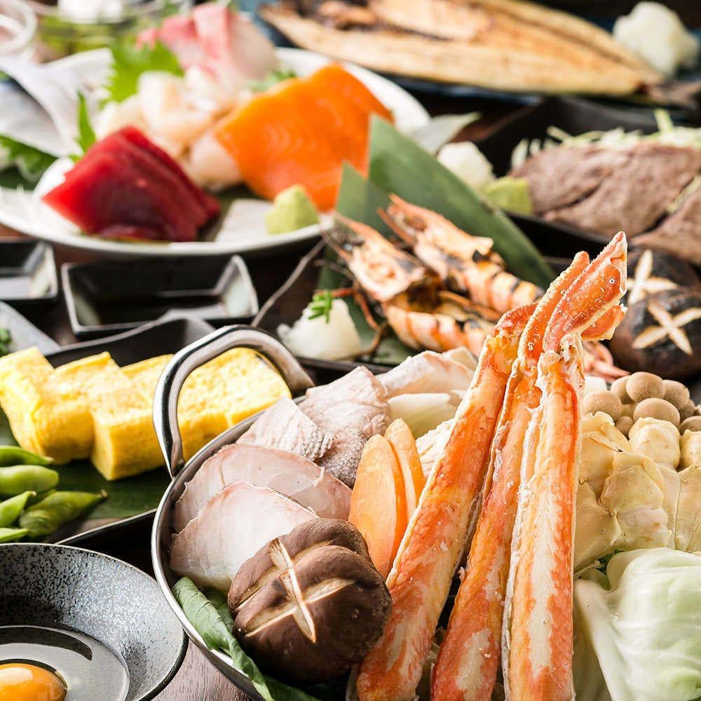 市場直送の朝締め鮮魚をご用意!