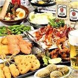 大阪鶴橋名物の『ちりとり鍋』を堪能できるコースもございます☆