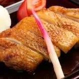 【比内地鶏】絶品の焼き物 串焼き・一枚焼きでご堪能ください
