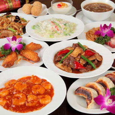 中華×食べ放題 上海縁 鶴見本店 コースの画像