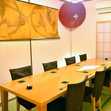 神楽坂 久露葉亭  店内の画像