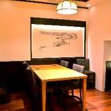 【神楽坂での法要ご家族で集うお食事に落ち着きのテーブル個室】