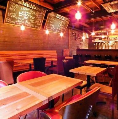 Craft Beer&Wine&Chicago Pizza U‐!  店内の画像
