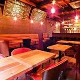 テーブル4名様×5 各種の飲み会やお食事にぴったり