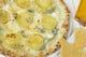 レモンとハチミツのクアトロフォルマッジ