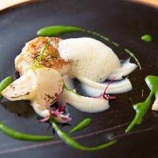 ◆和と仏が生み出す進化した日本料理