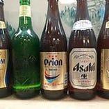 地ビールも多彩に取り揃え!
