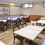 テーブル席(1~24名様)
