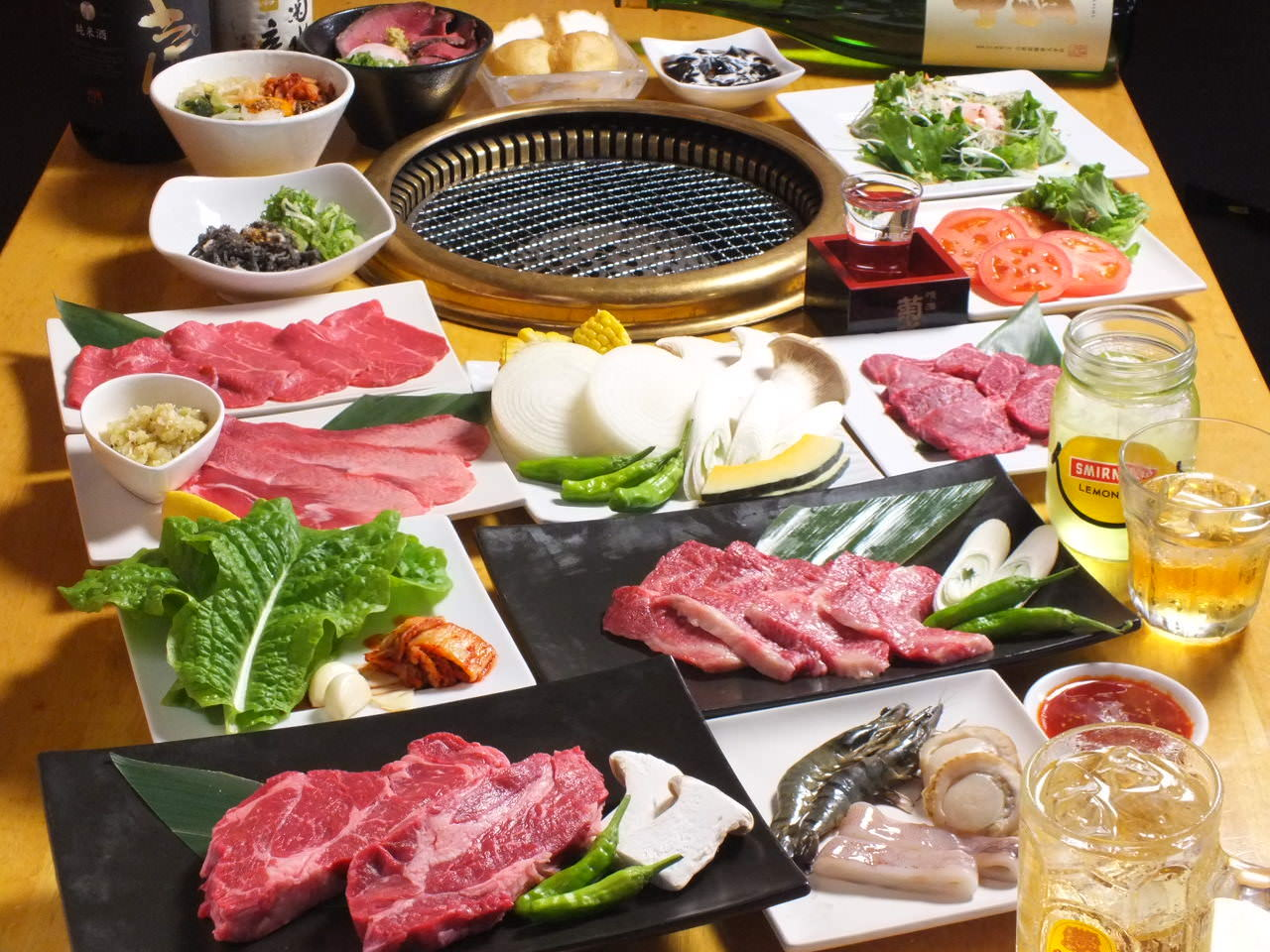 「新宿×焼肉食べ放題」はふうふう亭