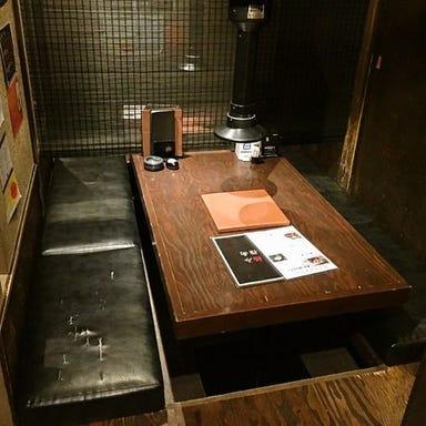 炭火焼肉酒房 雷音 溝の口店 店内の画像
