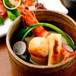 厳選した旬の栃木県産食材を使用する 和創作料理【栃木県】