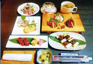 馬肉寿司・馬肉ステーキ 桜屋 鹿嶋店  コースの画像