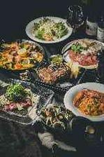 欧米肉食文化を味わうコース料理