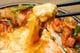 辛めに仕上げたチーズダッカルビ!人気メニューです