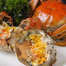 上海蟹といえば三和楼