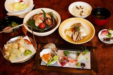 日本料理 都万麻  こだわりの画像