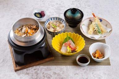 日本料理 都万麻  メニューの画像