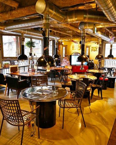 チーズタッカルビ×サムギョプサル DANMIRED ダンミレッド 心斎橋 店内の画像