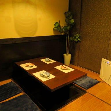 古民家風個室と肉料理 本厚木亭一番街店 店内の画像