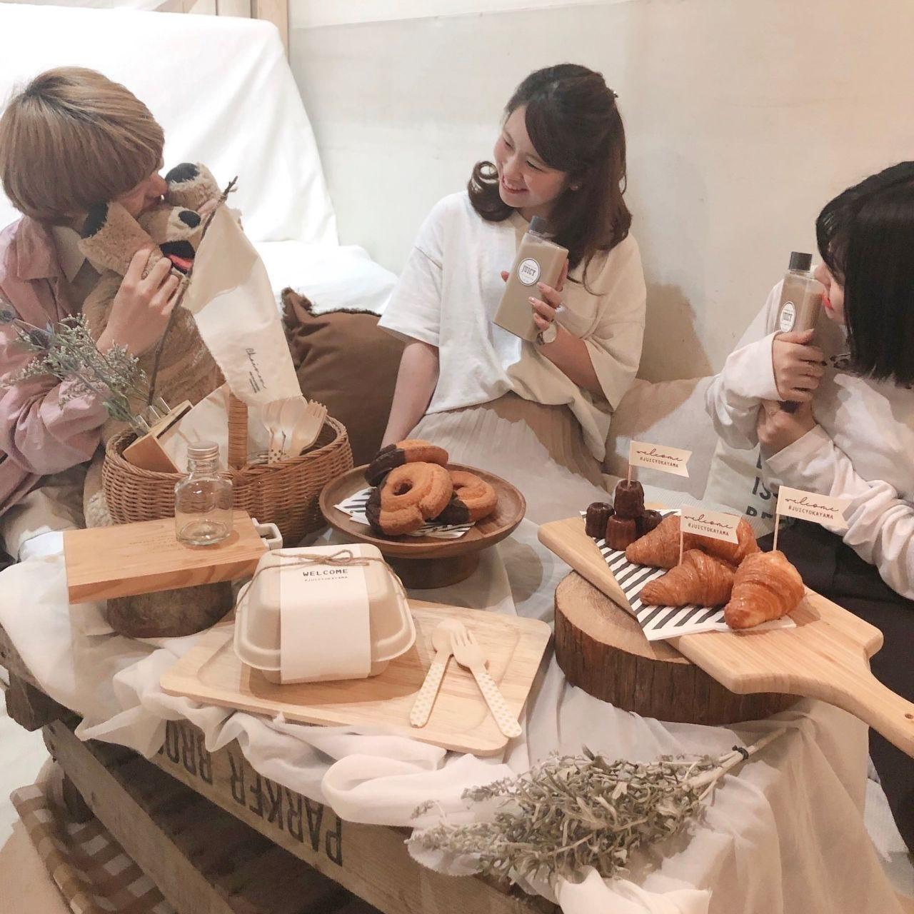 【コース】学生さん向き★☆Juicyコース 120分飲み放題付 3500円(税抜)