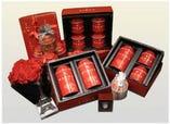 茶葉のみの購入も可能です。贈り物、ご自宅用に人気です。