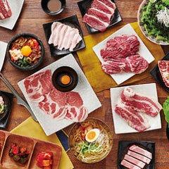 幸せの焼肉食べ放題 かみむら牧場 府中店  コースの画像