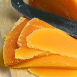 熟成ミモレットチーズ