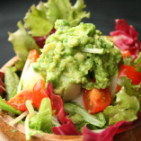 ワカモレ(メキシコのアボカドサラダ)