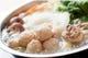 博多では夏でもよく食べられる水炊き、本場の味を御賞味ください