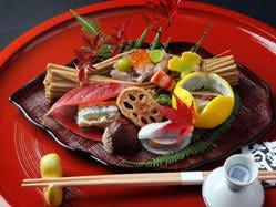 季節感溢れる料理とすっぽん丸鍋を一品として取りこんだ京会席