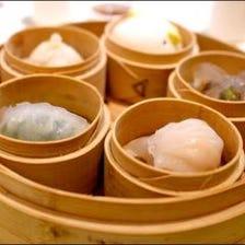【中華料理】小籠包や焼売など定番メニューもお気軽に楽しめる◎