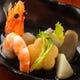 ひとつひとつ食材を吟味。ひと手間かけた丁寧な和食