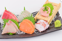 鮮魚と串焼き 鮮王 大山駅前店