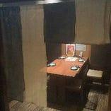 テーブル【4名席】