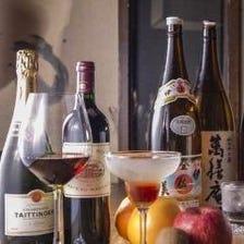 ソムリエ厳選のワイン各種