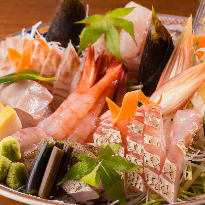 新潟県村上市の寝屋漁港直送の鮮魚