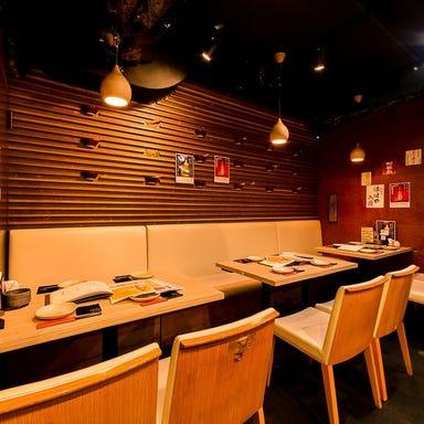 【すりみや】 神田淡路町店 店内の画像