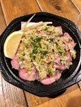 ねぎ塩レア牛たん丼