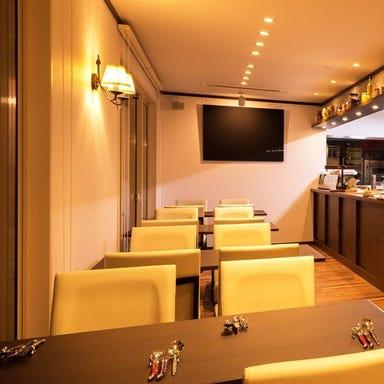 オーガニックレストラン&ベーカリー ボンブエーノボーノ 店内の画像
