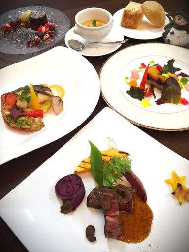 オーガニックレストラン&ベーカリー ボンブエーノボーノ コースの画像