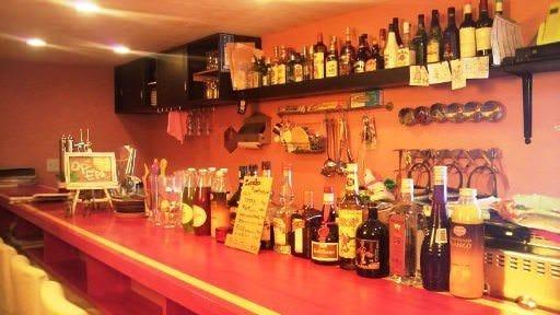 mexican bar Leche
