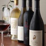 希少なカリフォルニアワイン。和食との相性確かめてみませんか?