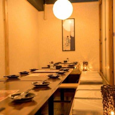 完全個室 和食居酒屋 京乃月(キョウノツキ)新横浜店 店内の画像