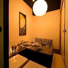 完全個室 和食居酒屋 キョウノツキ 新横浜店