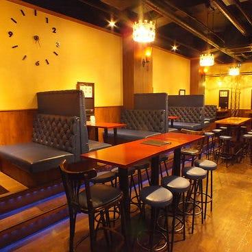 mimizuku easy bar  店内の画像