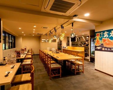 寿司を味わう 海鮮問屋 浜の玄太丸  店内の画像