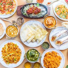 インド ネパールレストラン サプコタモーティマハル 深江橋店