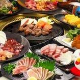 鶏肉を堪能◎飲放付宴会コース3,500円~