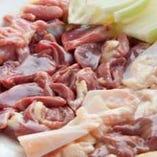 厳選された薩摩の鶏肉を使用した料理をご提供♪